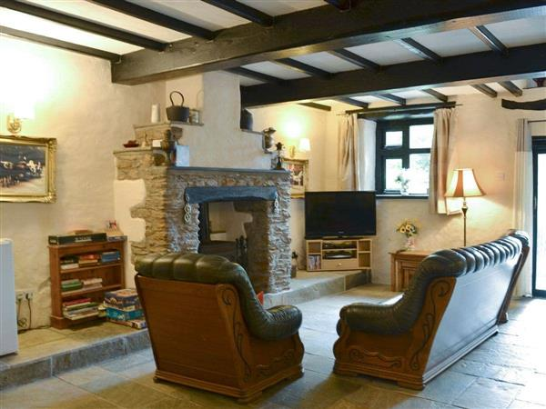 Middle Cowley Farm Cottages - The Carriage House in Parracombe, near Ilfracombe, Devon