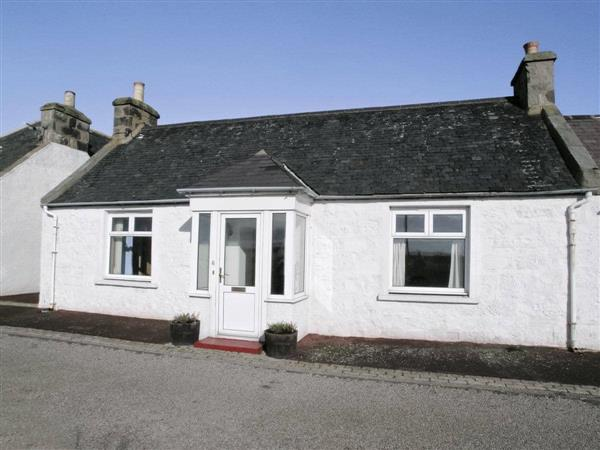 Middledrift Cottage in Sutherland