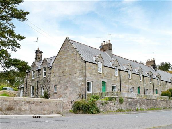 Middleton Cottage in Northumberland