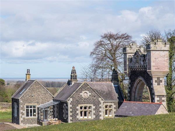 Middleton Gate House in Northumberland