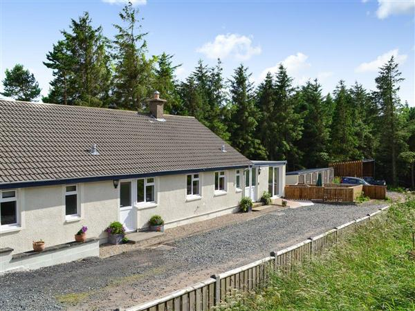 Middletoun Cottages - Pine Tree Cottage in Selkirkshire