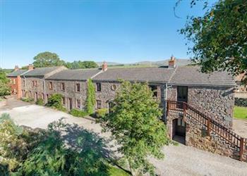 Milburn Grange - Hayloft Cottage in Cumbria