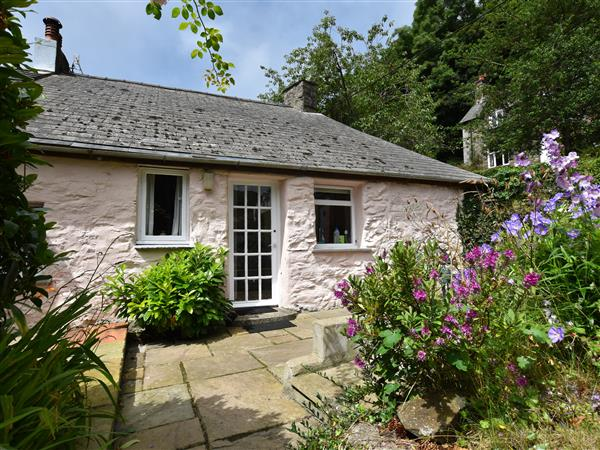 Milkwood Cottage in Dyfed