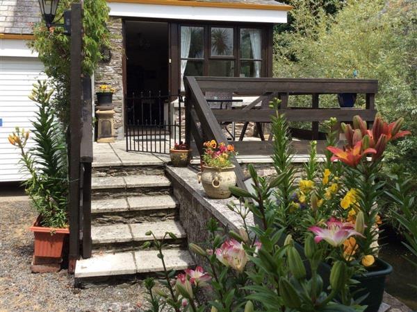 Mill Cottage in Aveton Gifford, near Kingsbridge, Devon