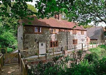 Mill Cottage in Isle Of Wight