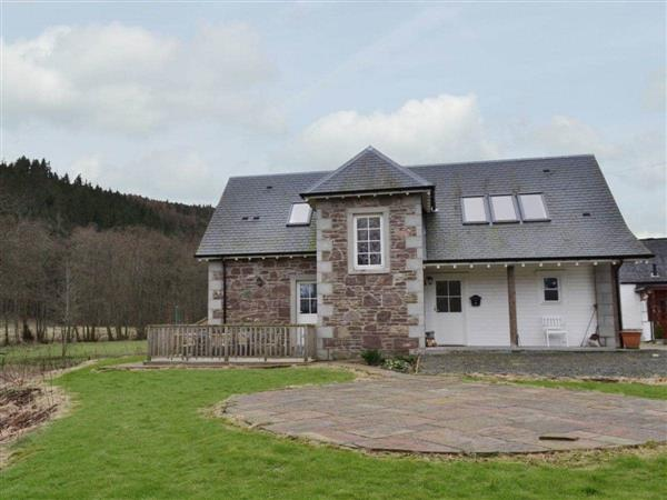 Mill Cottage in Perthshire