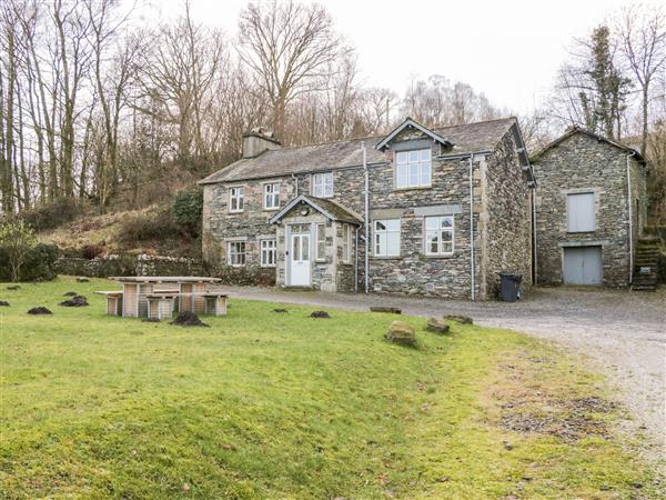 Mill Cottage in Graythwaite near Hawkshead, Cumbria