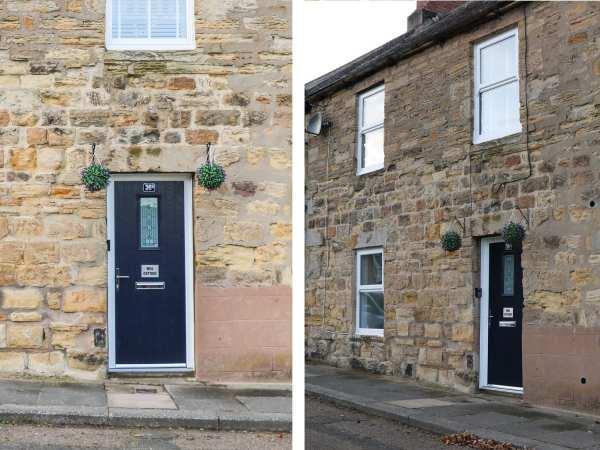 Mill Cottage in Northumberland