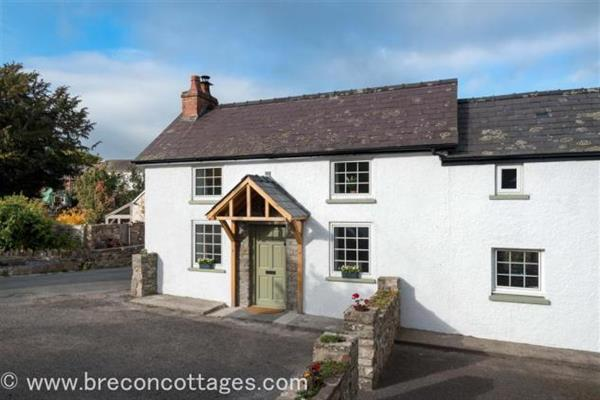 Mill Cottage in Powys