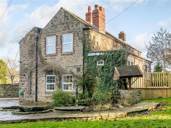Mill Farm Cottages - Mill Farm Cottage, Barlow near Bakewell, Derbyshire