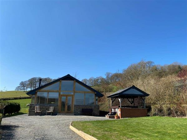 Mill Farm Holiday Cottages - Oak View Cottage in Powys