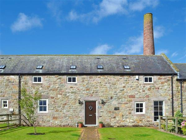 Mill House in Northumberland