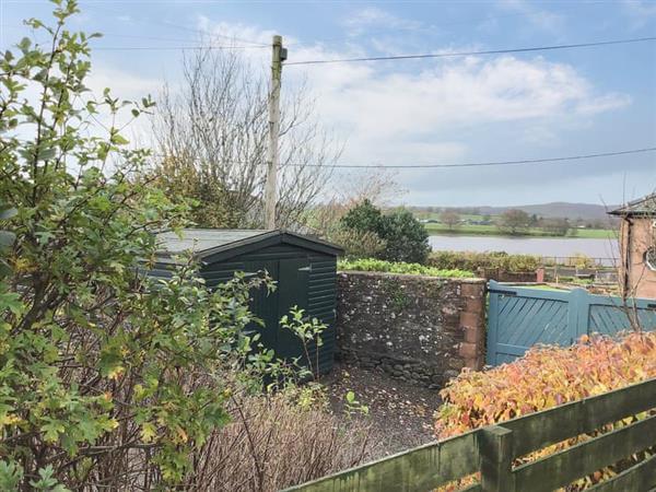 Mill Loch Cottage in Dumfriesshire