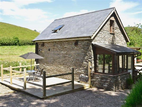 Mill Meadow Cottage  in Devon