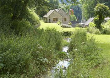 Mill Race Cottage in Derbyshire