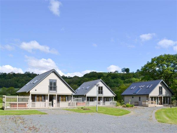 Mill Race Lodges - Lodge 1 in Powys