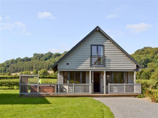 Mill Race Lodges - Lodge 2 in Powys