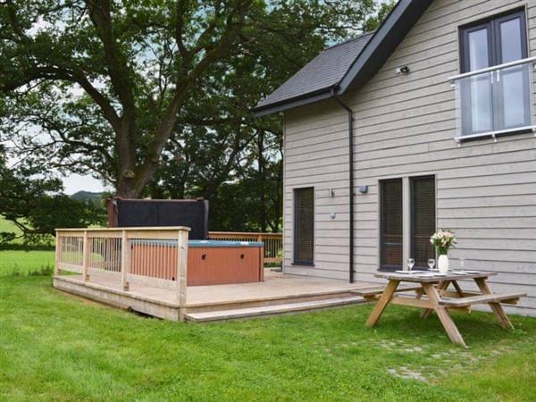 Mill Race Lodges - Lodge 3 in Powys