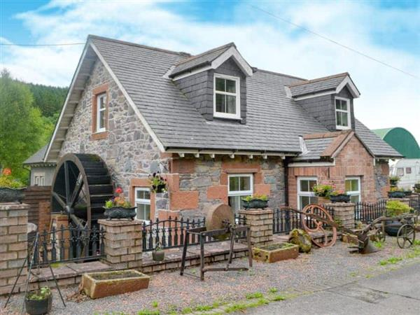 Mill Wheel Cottage in Dumfriesshire