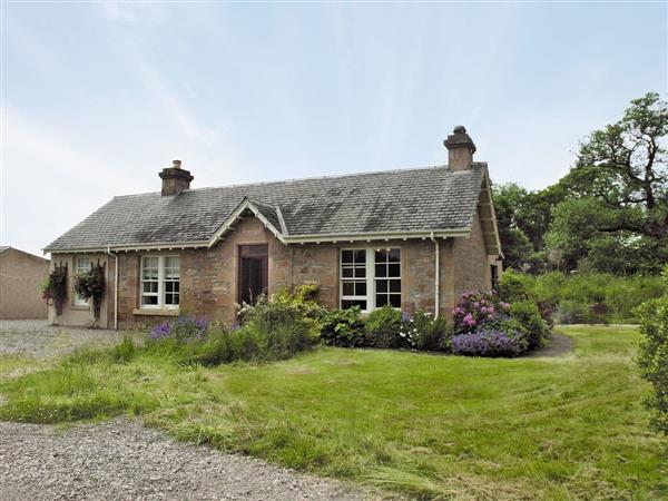 Millburn Cottage in Morayshire