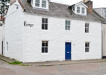 Millburn Cottage in Kirkcudbright