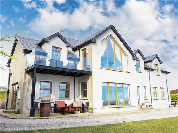 Millers Lane House in County Donegal