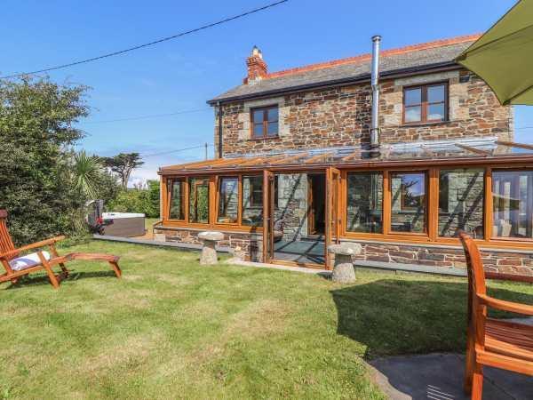 Milliemook Cottage in Cornwall