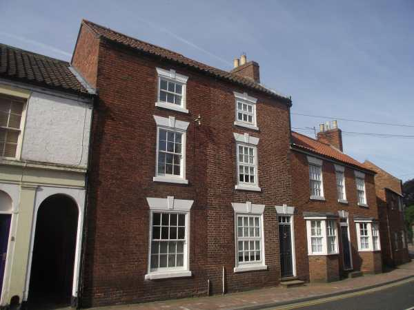 Milliner's House in Lincolnshire