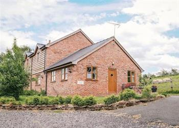 Millmoor Farm - Carters Lodge in Cheshire