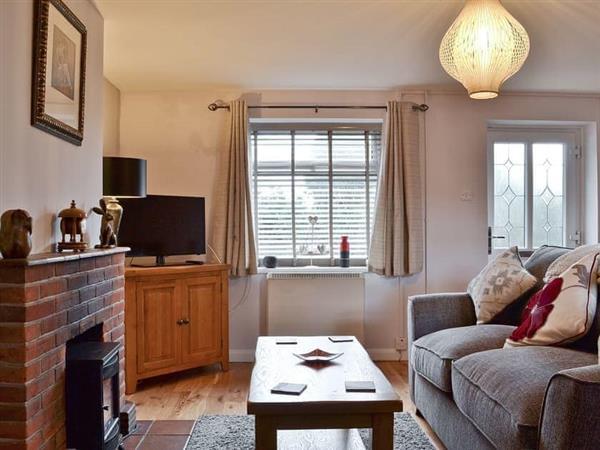 Millstone Cottage in Norfolk