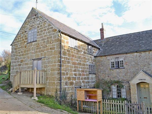 Millstones in Dorset