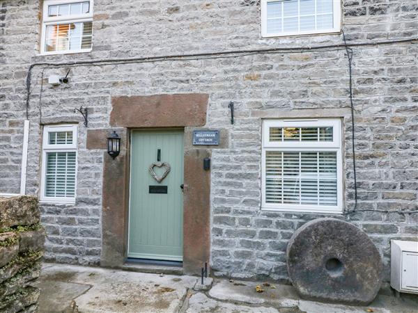 Millstream Cottage in Derbyshire