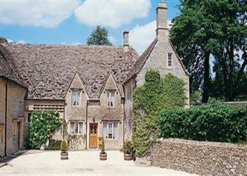 Millstream Cottage in Gloucestershire