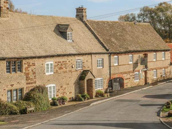 Millwheel in Ringstead, Northamptonshire