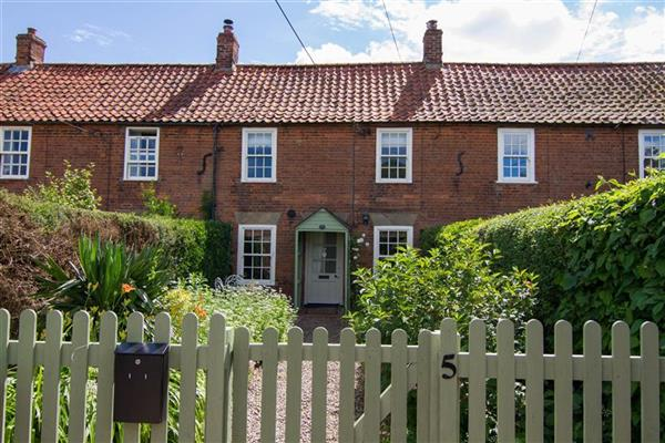 Minnow Cottage from Norfolk Hideaways