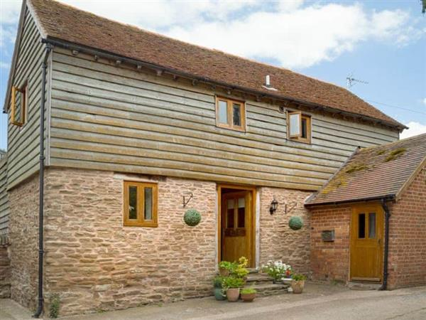 Mintridge - The Coach House in Herefordshire