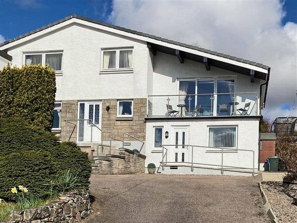 Mirador Apartment in Inverness-Shire