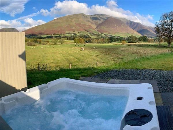 Mire House Shepherds Huts - Blencathra from Cottages 4 You