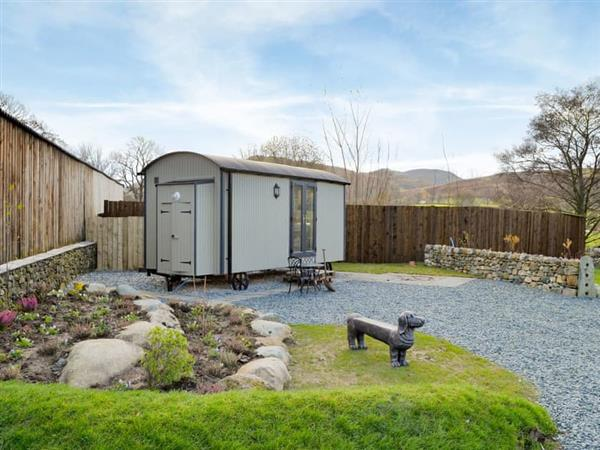 Mire House Shepherds Huts - Skiddaw from Cottages 4 You