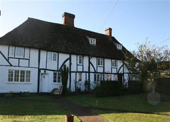 Mistletoe Cottage in Kent