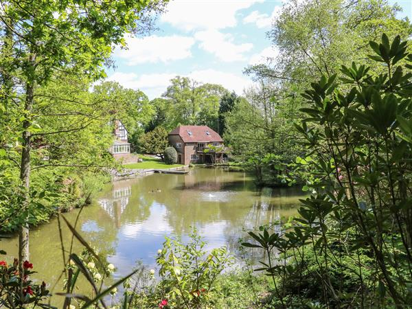 Miswells Cottages - Lake View in West Sussex