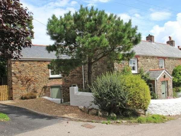 Mithian Cottage in Cornwall
