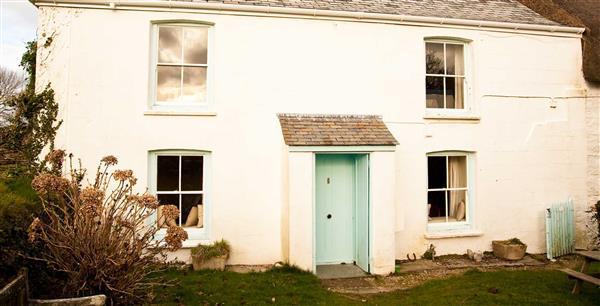 Mizpah Cottage in Cornwall
