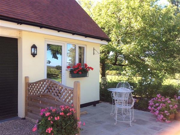 Moat Cottage in Kent