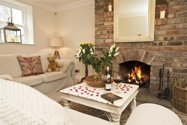 Moat Hall Cottage in North Yorkshire