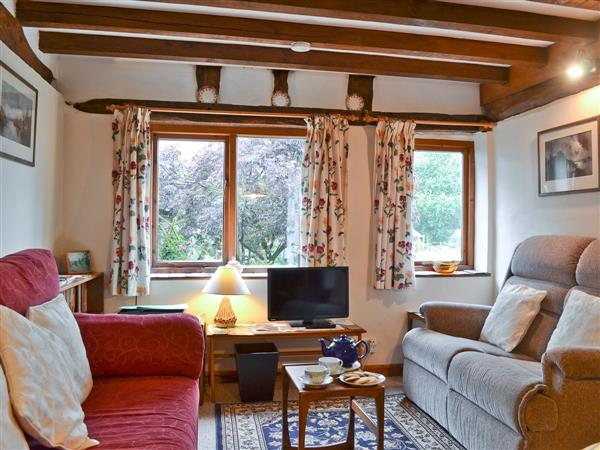 Mocktree Barns Holiday Cottages - Jinney Ring in Herefordshire