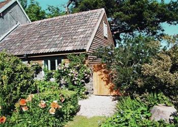 Mole End Cottage in Dorset