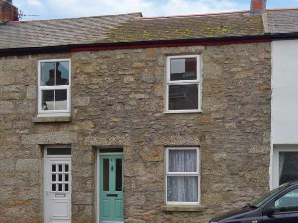 Mollys Cottage in Cornwall