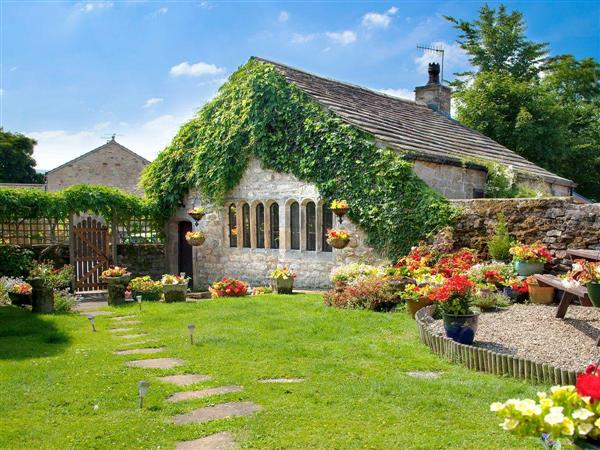 Monks Cottage in North Yorkshire