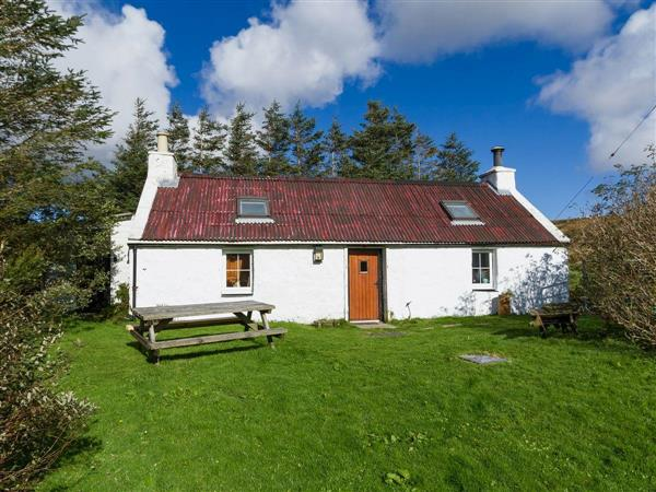 Moo Cottage, Struan, Dunvegan